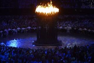 Satanische Eröffnungsfeier der Olympischen Sommerspiele in London