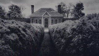 Das Geisterhaus von Elaine Mercado