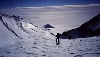 Entdeckung – Pyramiden in der Antarktis