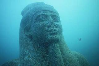 Herakleion – Ist dies die versunkene Stadt Atlantis?