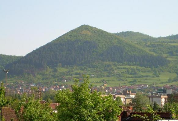 Die bosnischen Pyramiden